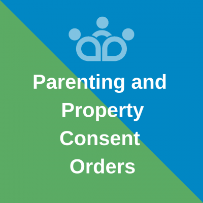 Parenting and Property Consent Orders