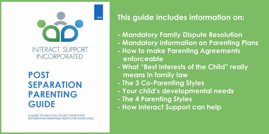 Post Separation Parenting Guide