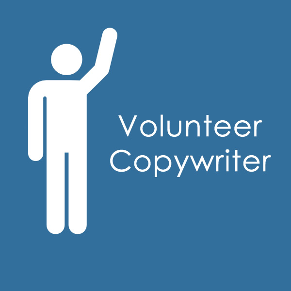 Volunteer Copywriter