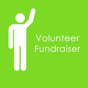 volunteer fundraiser