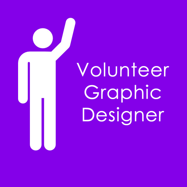 Volunteer Graphic Designer