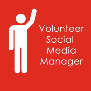 volunteer social media manager