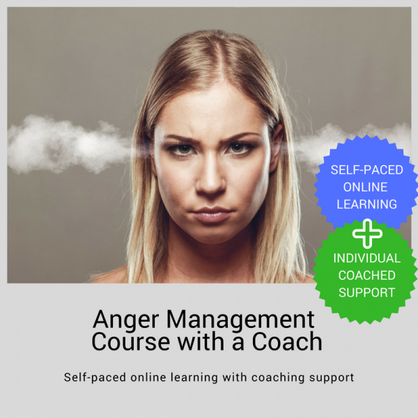 Anger Management Coaching for women