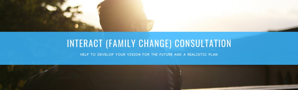 Interact Family Change consultation banner