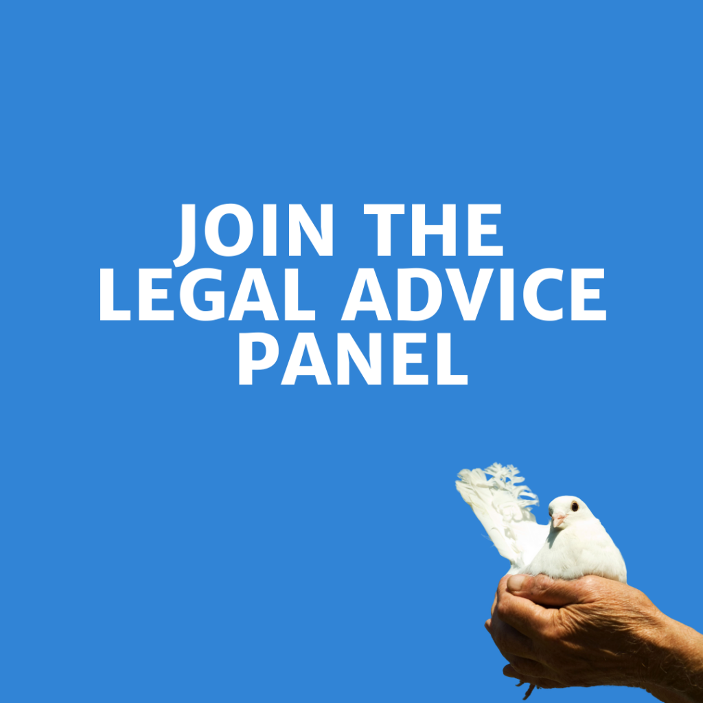 Join the Legal Advice Panel