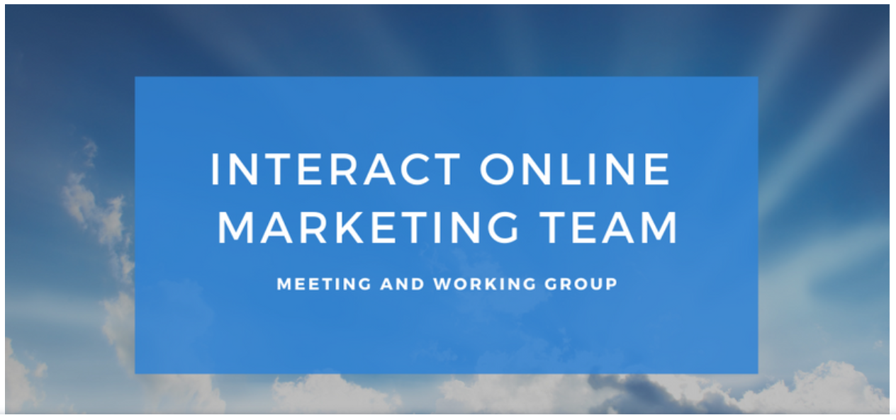 Marketing Team Banner
